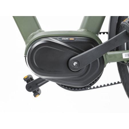 Qwic Premium MN7VV Low step, 49 (M), Matte Black