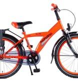 Volare Thombike City Kinderfiets - Jongens - 20 inch - Neon Oranje - 95% afgemonteerd