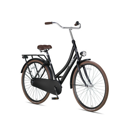Crown Moscow Omafiets 28 inch Bruin