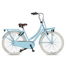 Crown Paris Transportfiets 28 inch 53cm Sky Blue