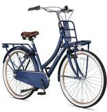 Crown Istanbul Transportfiets 28 inch 53cm 3v Jeans Blue