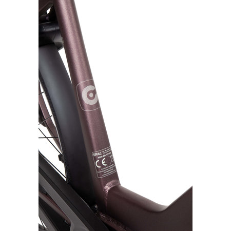 E-Common D50 Black Red Matt HB8 MM420 43V
