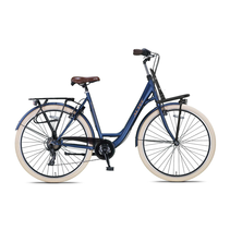 Altec Metro Plus Damesfiets 28 inch 55cm Jeans Blue
