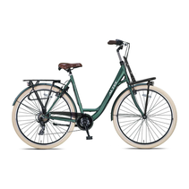 Altec Metro Plus Damesfiets 28 inch 55cm Army Green