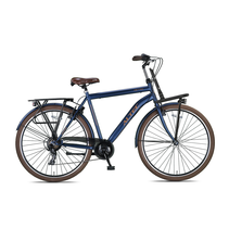 Altec Metro Plus Herenfiets 28 inch 56 cm Jeans Blue 7v