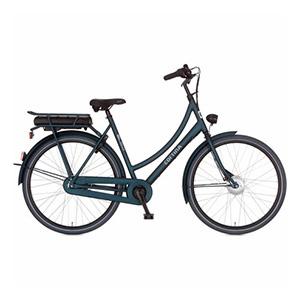 beste elektrische fiets met voorwielmotor