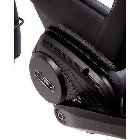 E-Common H61 Jet Black Matt RB7 MM300 43V