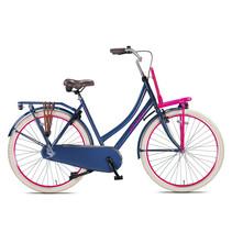 Altec Urban 28 inch Transportfiets 57cm Grijs Roze