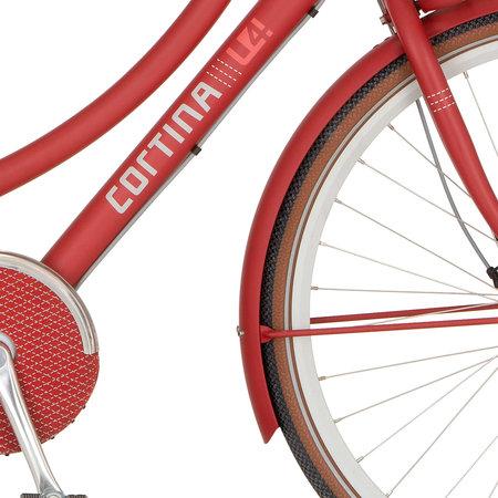 Cortina U4 Denim D57 True Red Matt RB3