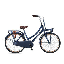 Outlet Altec Urban Transportfiets 26 inch Jeans Blue