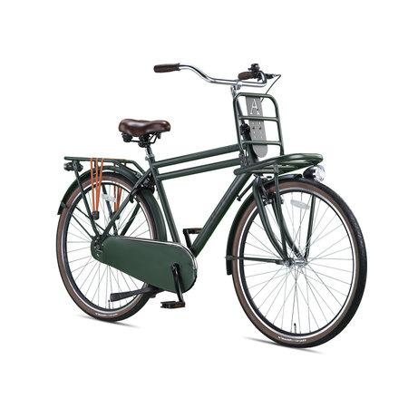 Outlet Altec Urban Transportfiets Heren 28 inch 55cm Army Green 2020