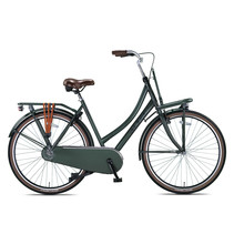 Outlet Altec Urban Transportfiets 28 inch 50cm Army Green 2020