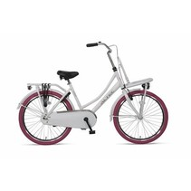 Outlet Altec Urban Transportfiets 24 inch Wit