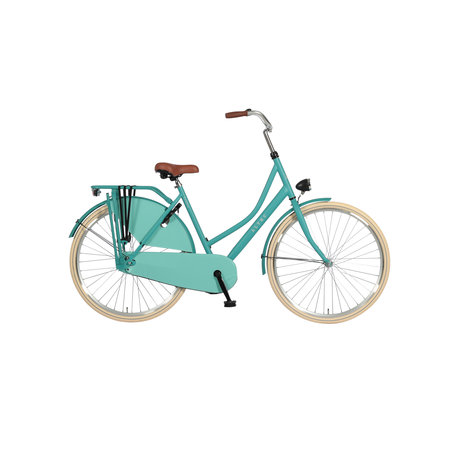 Outlet Altec London Omafiets 28 inch 55cm Ocean Green 2018