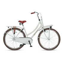 Outlet Altec Urban Transportfiets 28 inch Pearl White