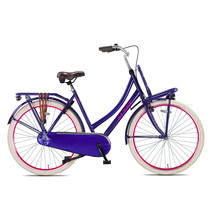 Outlet Altec Urban Transportfiets 28 inch 57cm Purple