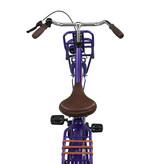 Outlet Altec Urban 22inch Transportfiets Purple