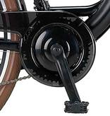Winkel Outlet Licorne Violetta Damesfiets 28 inch 21v Zwart