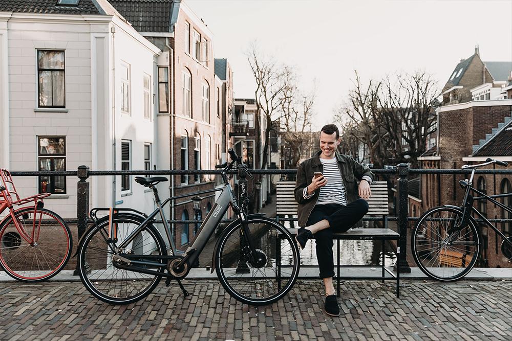 Framemaat van je fiets bepalen