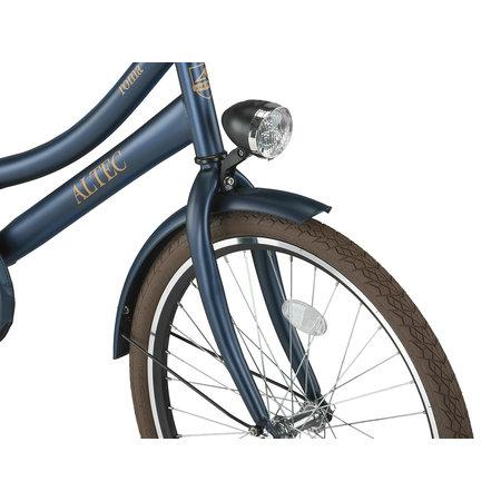 Altec Roma Meisjesfiets 24 inch 43cm Jeans Blue