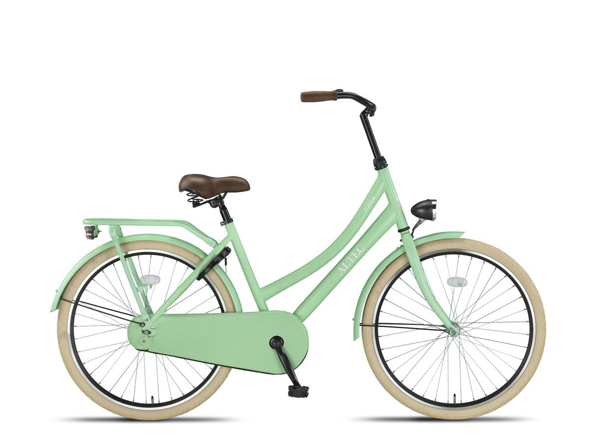 Altec Roma Meisjesfiets 26 inch 46cm Mint Green