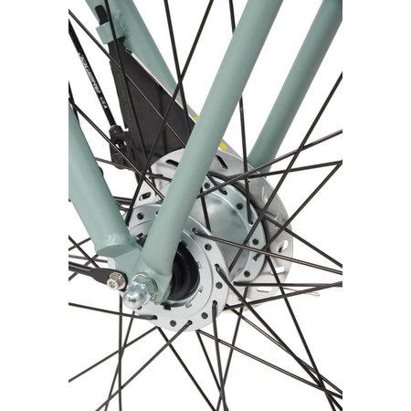 BSP Metropolis Dames 61 cm Zwart Mat 3v