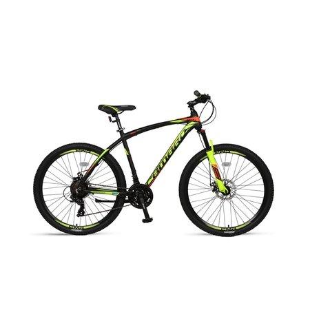 Winkel Outlet Umit Camaro Mountainbike 27,5 inch Zwart-Lime