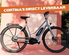 Cortina's uit voorraad geleverd