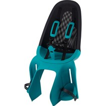 Qibbel achterzitje Air drager turquoise