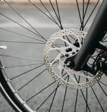 Qwic Urban RD9 Low step, 56 (L), Brushed Aluminum