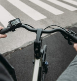 Qwic Premium i MN7 Low step, 59 (XL), Matte Black
