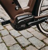 Qwic Premium i MN7+ Belt Low step, 54 (L), Walnut Brown