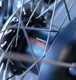 Vogue Vogue Carry 2 Bakfiets 48cm Matt Black/Black 7V