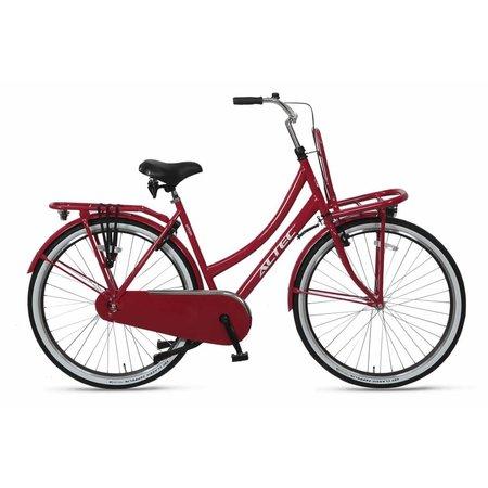 Winkel Outlet Altec Urban Transportfiets 28 inch  53cm Fire Red