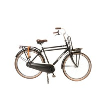 Winkel Outlet Altec Urban 28 inch Transportfiets Heren 63cm Zwart