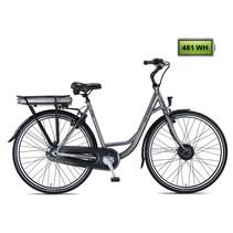 Winkel Outlet Altec Sapphire E-Bike Dames 53cm Dim Gray 481Wh N3