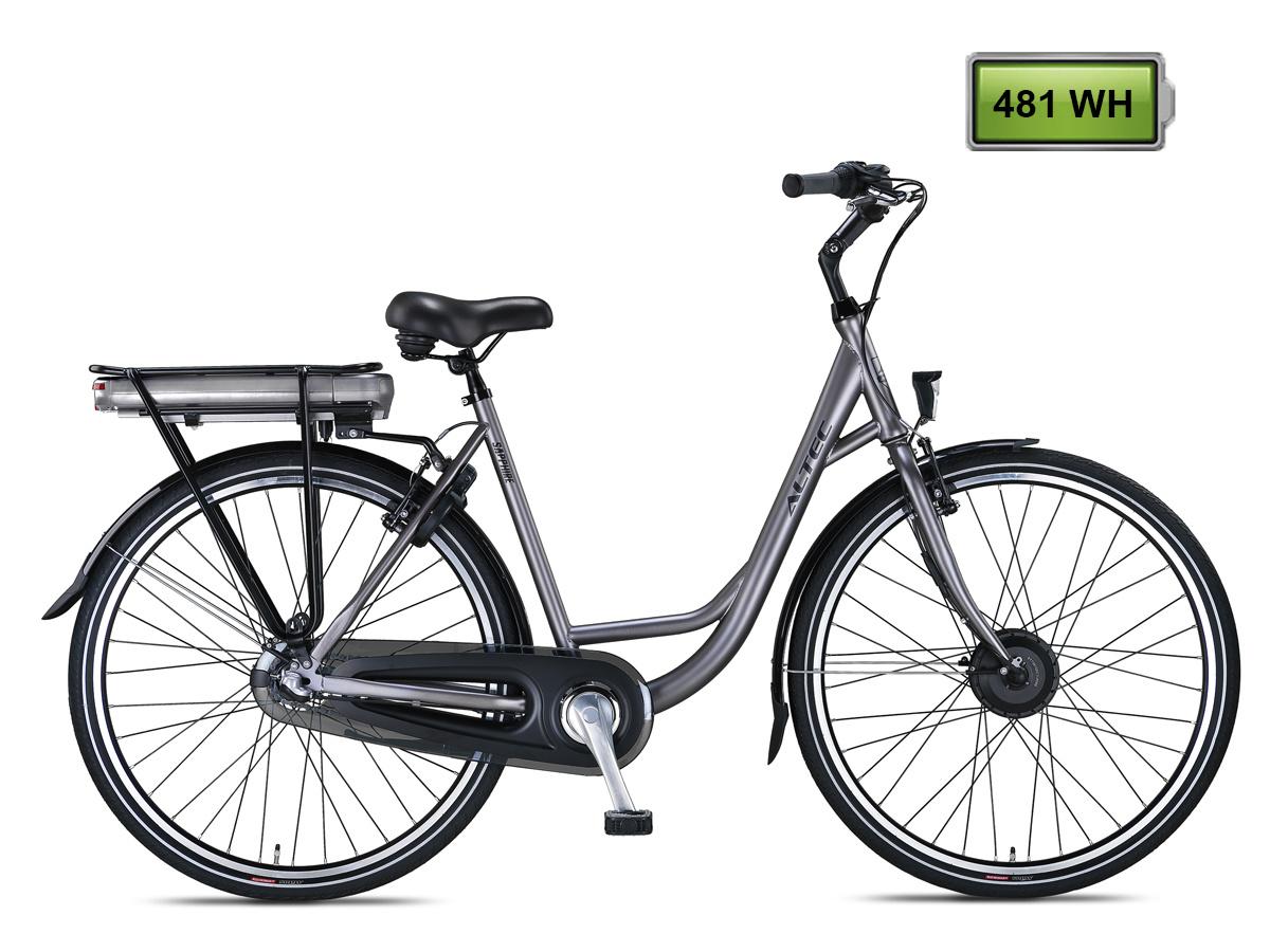 Winkel Outlet Altec Sapphire E-Bike 481 Wh N-3 Dim Gray