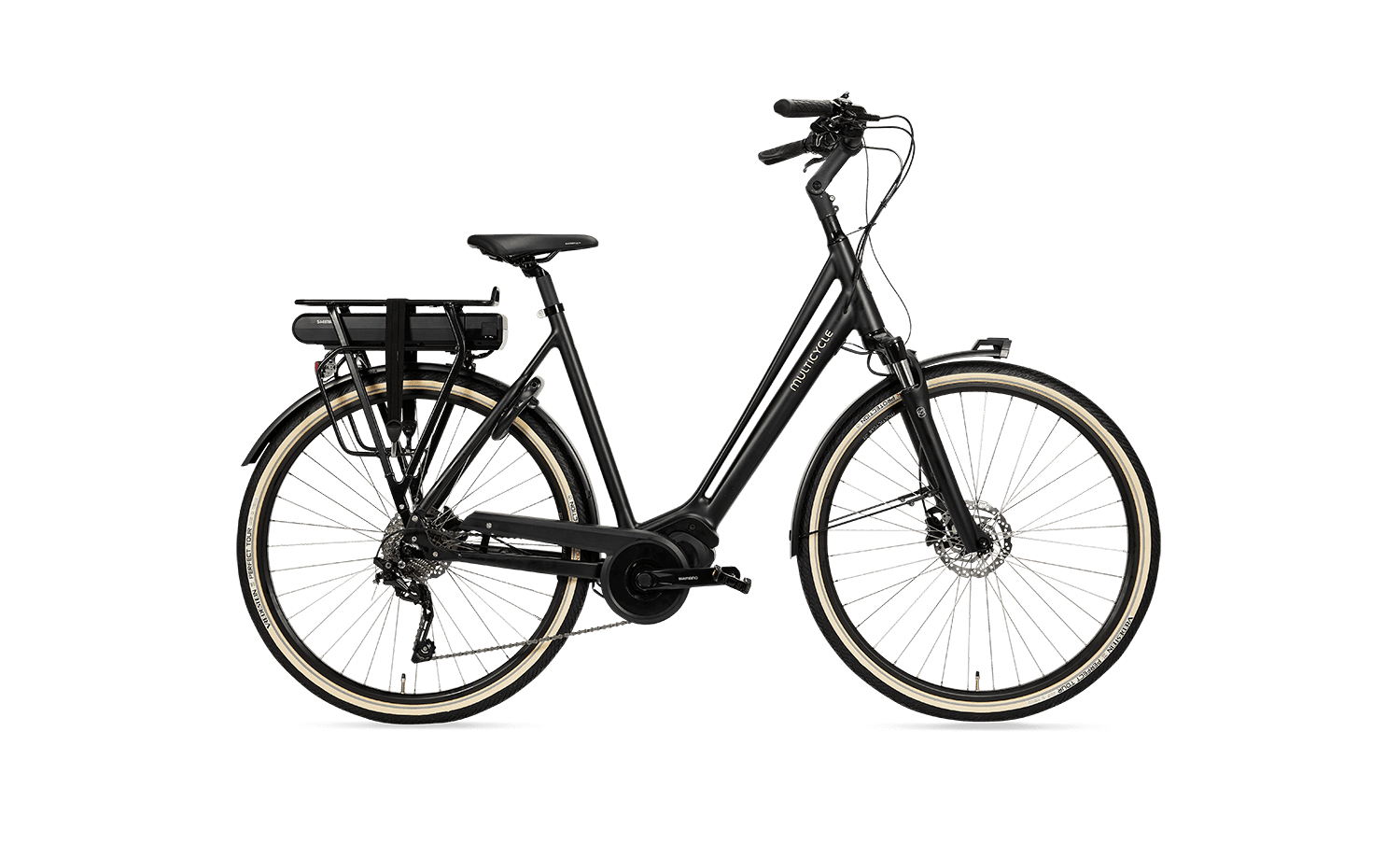 Multicycle Solo EMS D53 Metro Black Satin