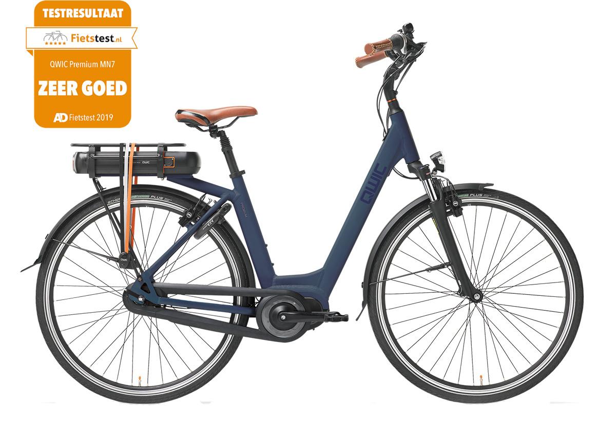 Winkel Outlet Qwic Premium MN7 Low step, 54 (L), Midnight Blue