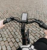 Winkel Outlet Qwic Premium i MN7+ Low step, 49 (M), Charcoal Black