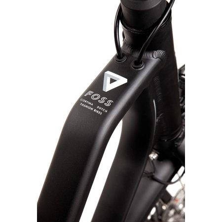 Winkel Outlet E-Foss D50 Diamond Black Matt N8 MM