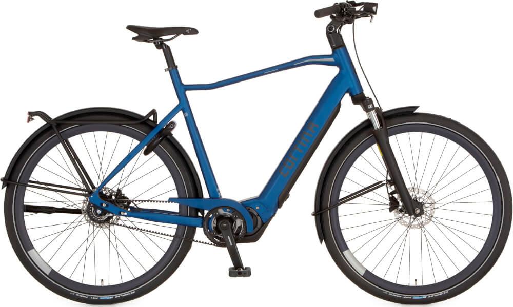 Winkel Outlet E-Silento Pro H61 Deep Indigo Blue Matt DB7 MME6100