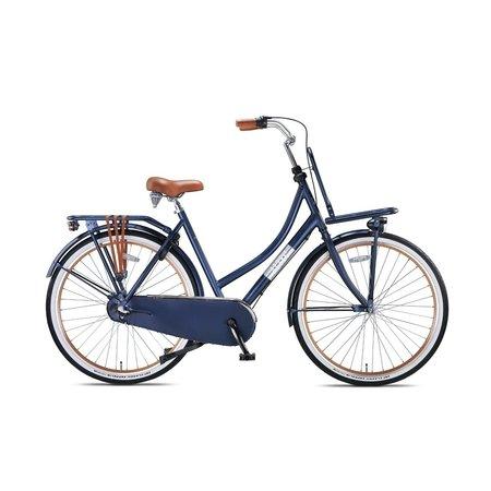 Winkel Outlet Altec Vintage  Transportfiets 28inch 57cm 3v Jeans Blue