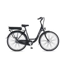 Winkel Outlet Altec Sapphire 28 inch E-Bike 3v 53cm Dames Zwart