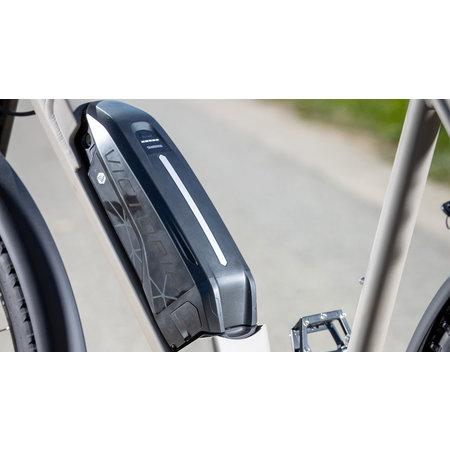 Winkel Outlet Victoria eAdventure 8.9 Dames 55cm Mat Grey 10V