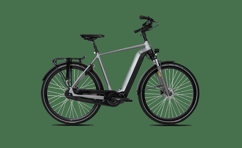 Multicycle Voyage EMI H61 Shitake Grey Satin 8V