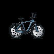 Multicycle Legacy EMB H57 Portofino Blue Glossy 8V