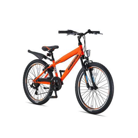 Altec Dakota Jongensfiets 24 inch 7v Neon Orange