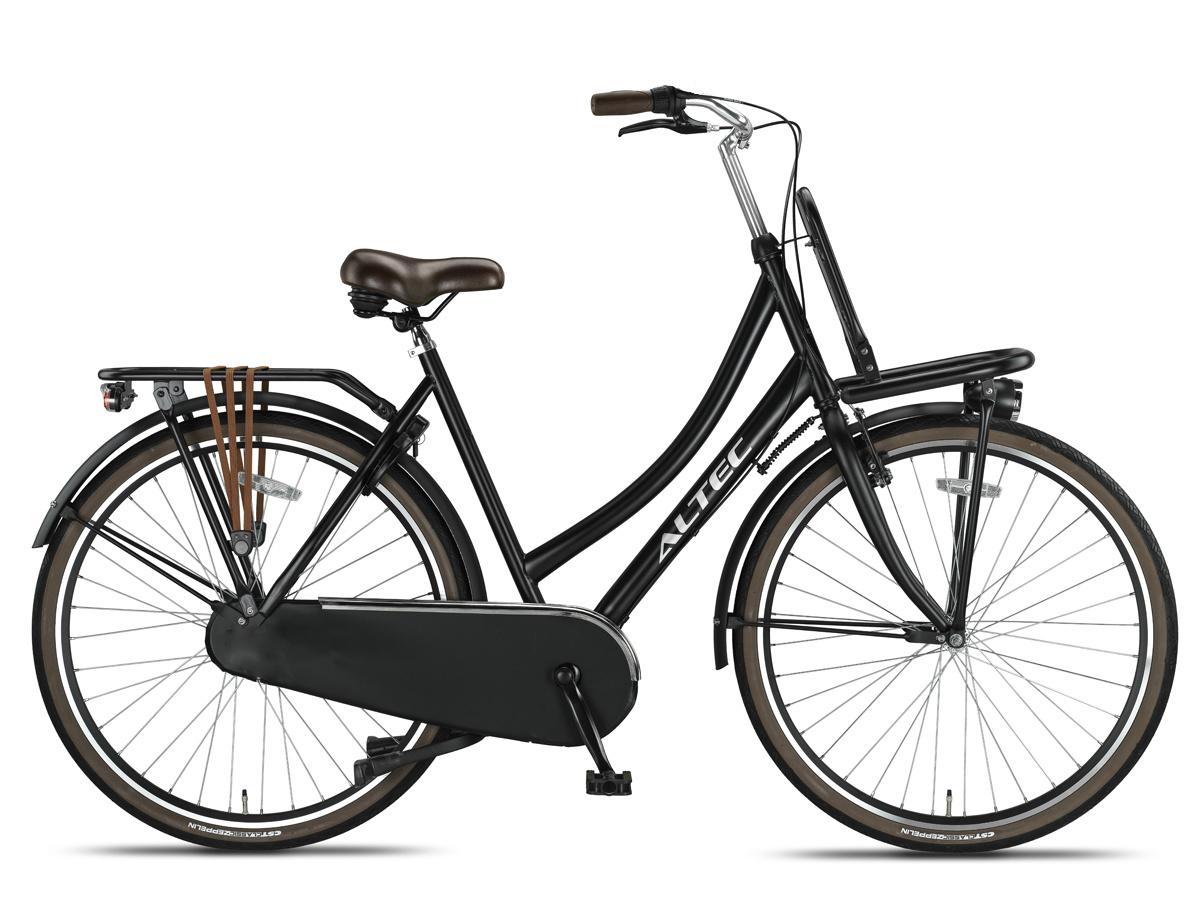 Altec Urban 28 inch Transportfiets 57cm Zwart