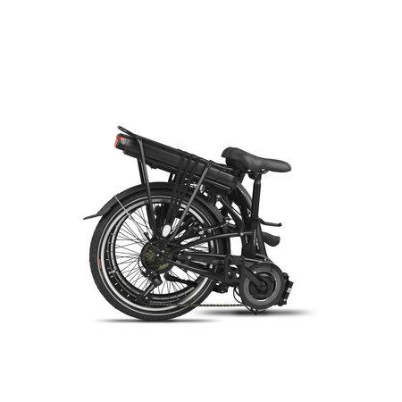 Altec Compact Vouwfiets E-Bike 518Wh 6-sp Mat Zwart